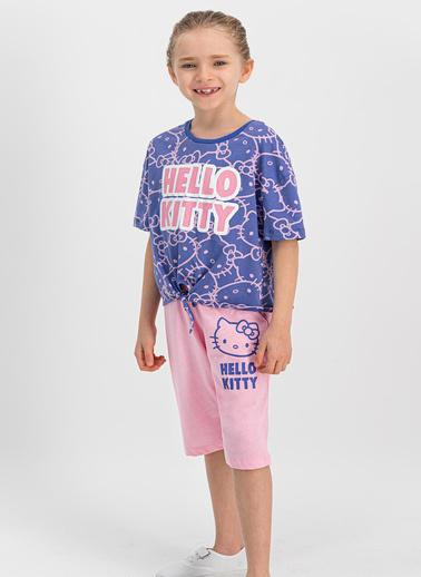 Hello Kitty 2 li Takım Mor